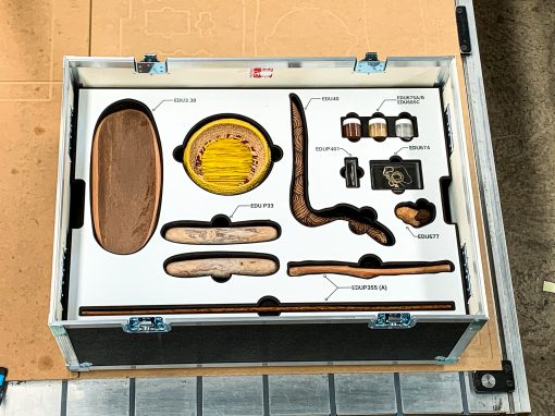 Mobile Museum Education Kit