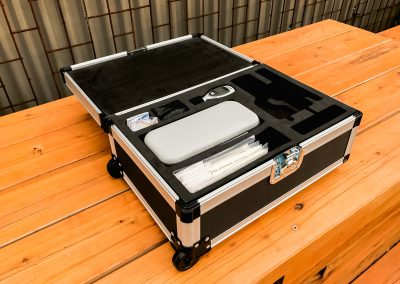 Testing Equipment Kit Case